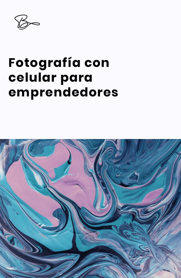 curso de fotografia para emprendedores